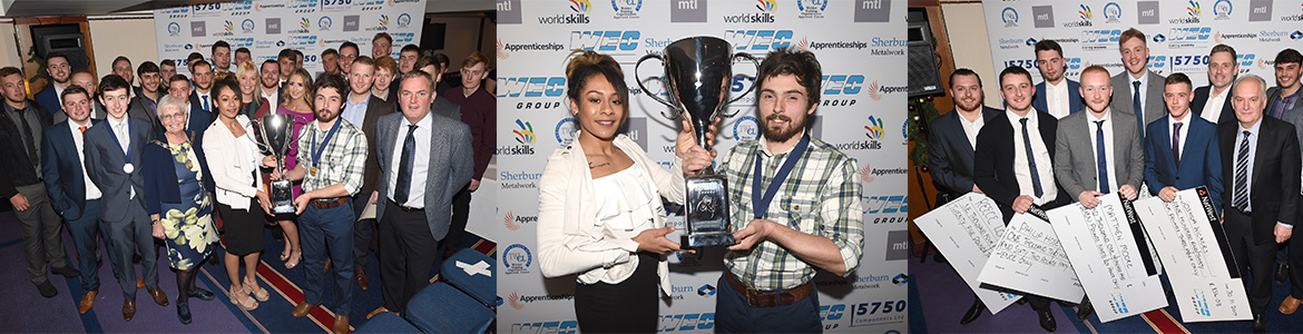 WEC Apprentice of the Year awards