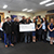 WEC Group present cheque to East Lancashire Hospice