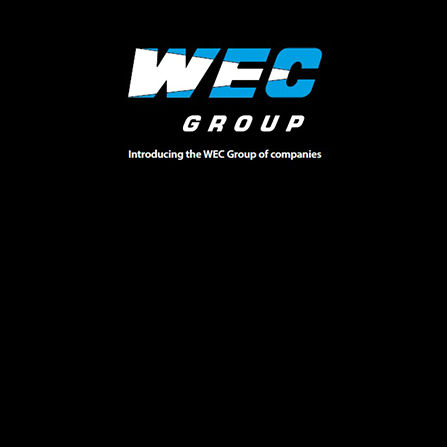 WEC Group brochure front cover