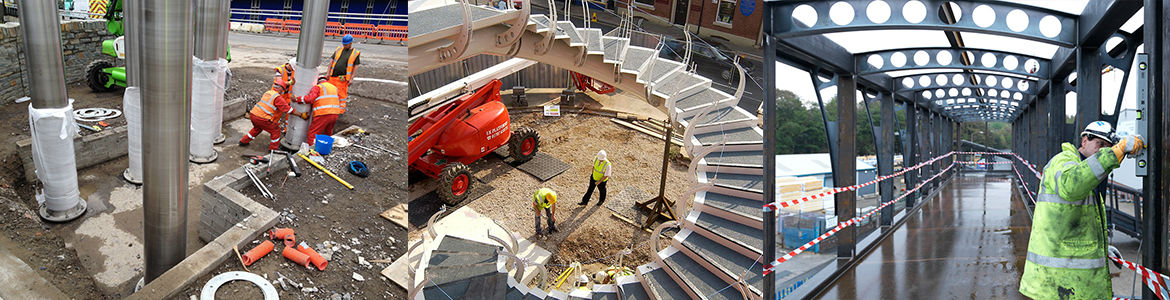 Structural Steelwork Fabrication | WEC Group Ltd