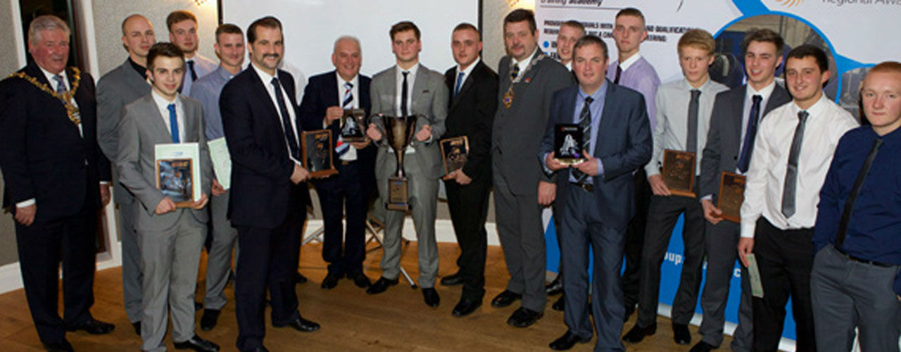 WEC Group apprentices 2014