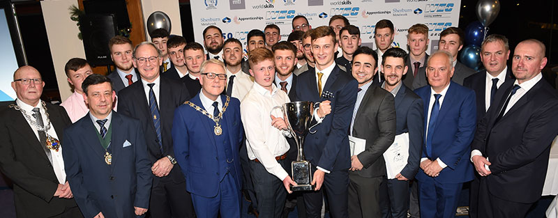 Our Apprentice Award Winners
