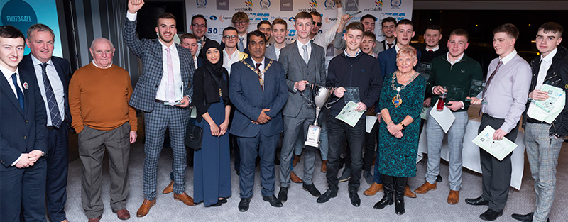 WEC Apprentice of the Year Awards 2019
