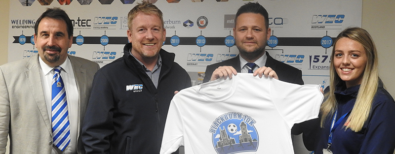 WEC Group proud main sponsor of Blackburn 10k