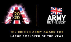 The British Army Award for Large Employer of The Year