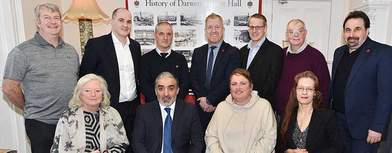 Darwen Deal Board Meets for First Time.