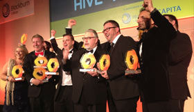 Hive Awards Winners