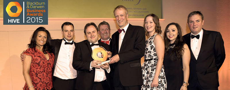 WEC Group at Hive Business Awards
