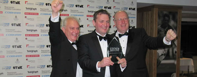 Lancashire Telegraph Awards 2010