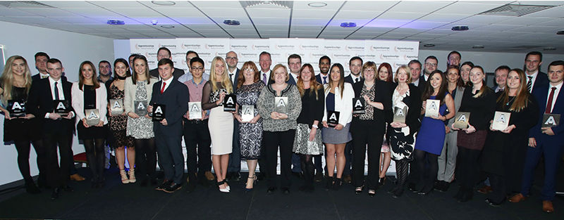 National Apprenticeship Awards Regional Competition Winners