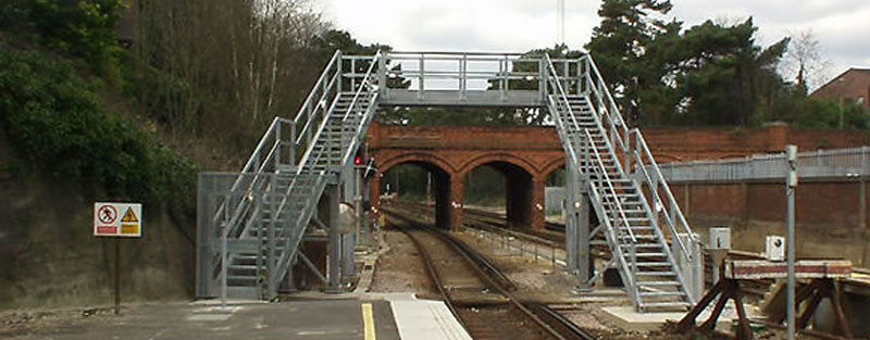 Rail Footbridge
