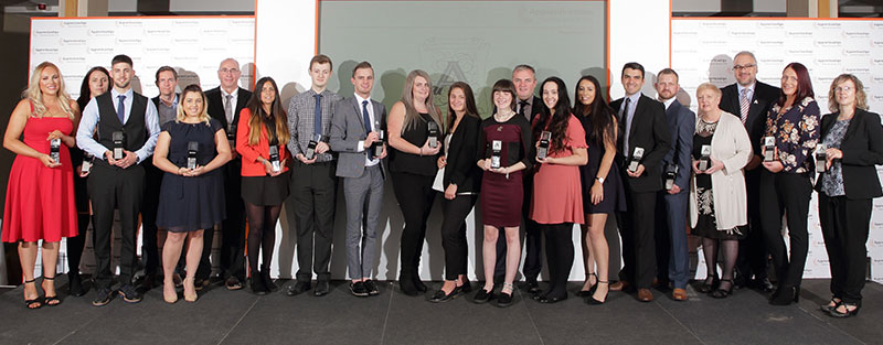 Regional Winners at National Apprentice Awards