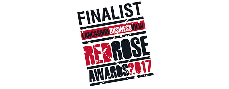 Red Rose Awards finalist logo