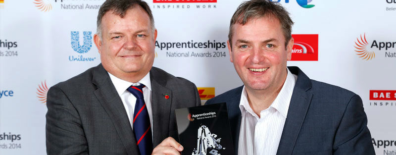 Top 100 apprenticeship employer