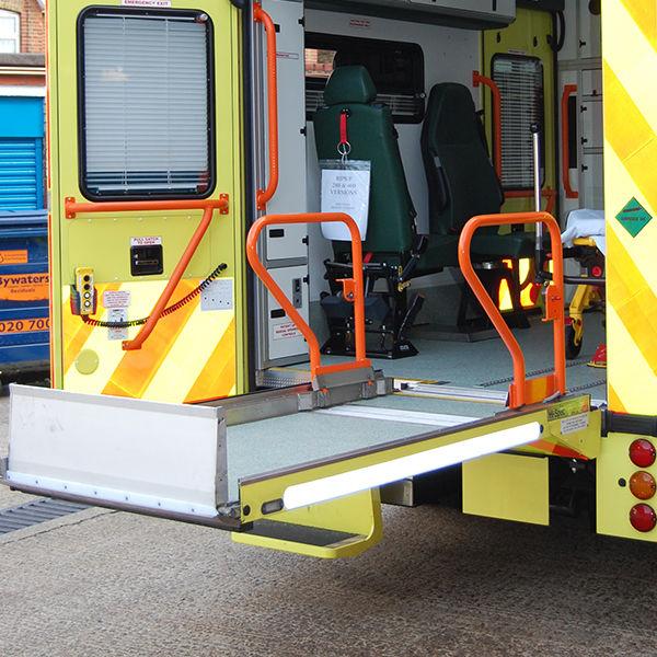 Ambulance Tail Lifts