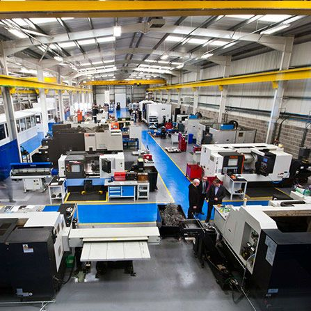 WEC Machining Facility