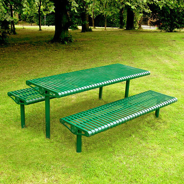 Street Furniture picnic bench