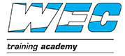 WEC Group Training Academy Logo