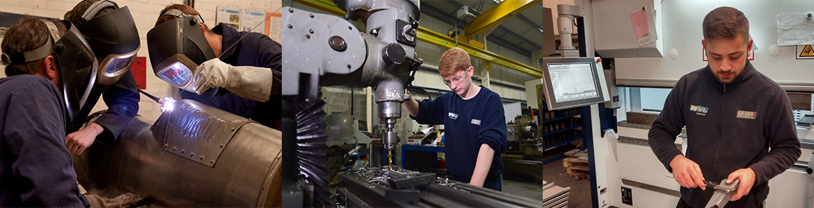 Engineering apprentices