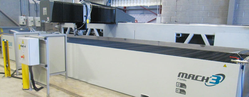 Large Waterjet Cutting Capacity | WEC Group News